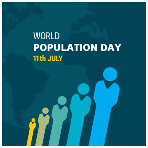 World Population Day images status 11 July