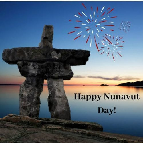 Happy Nunavut Day 2020 wishes images