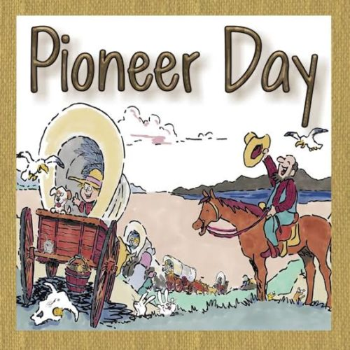 Happy Pioneer Day Utah wishes images 2020