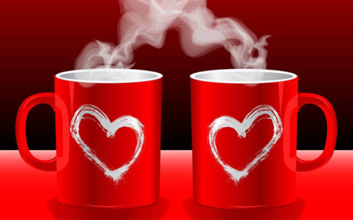 Good Morning My Love Hot coffee images for free downloads
