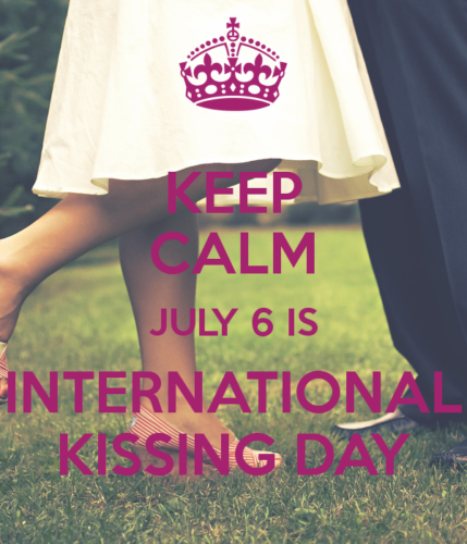 Happy Kissing Day 2021 Image