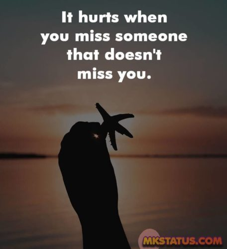 Miss You Quotes In English photos for status & DP