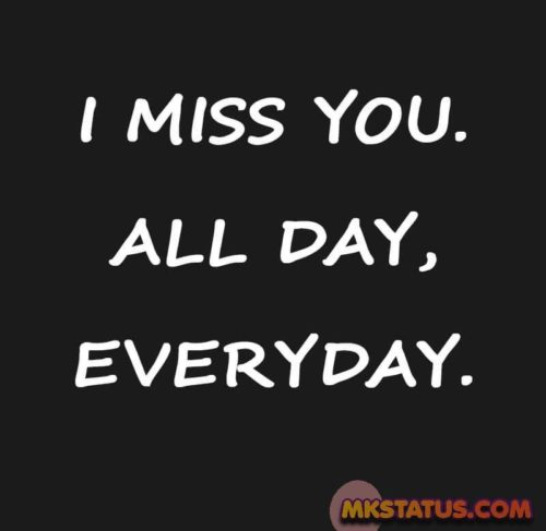 Miss You messages images