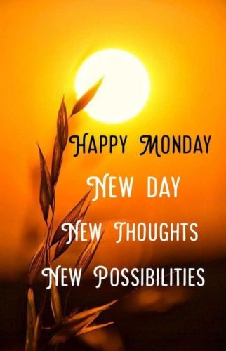 Monday Good Morning quotes images
