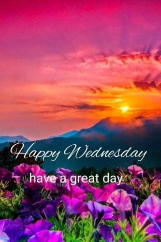 Happy Wednesday Good Morning wishes images