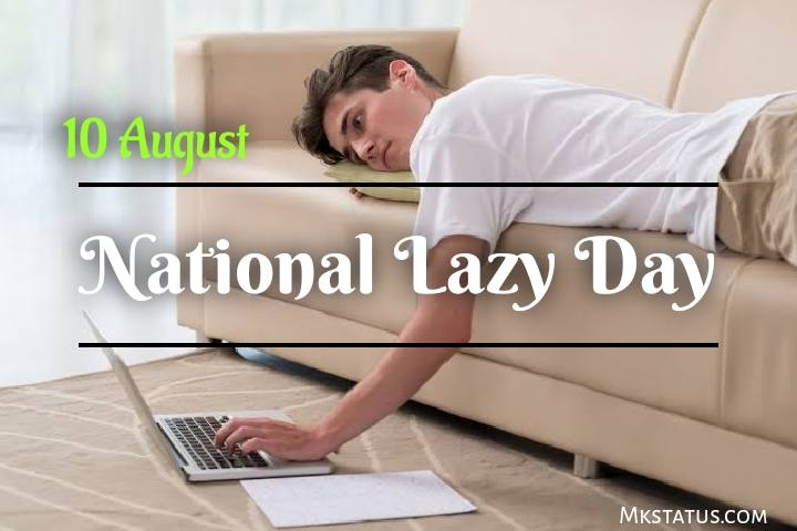 National Lazy Day 2020 images