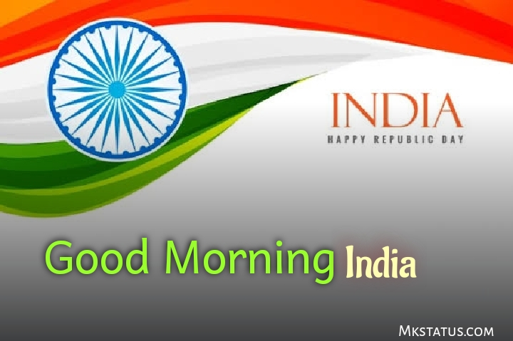 Good Morning India images