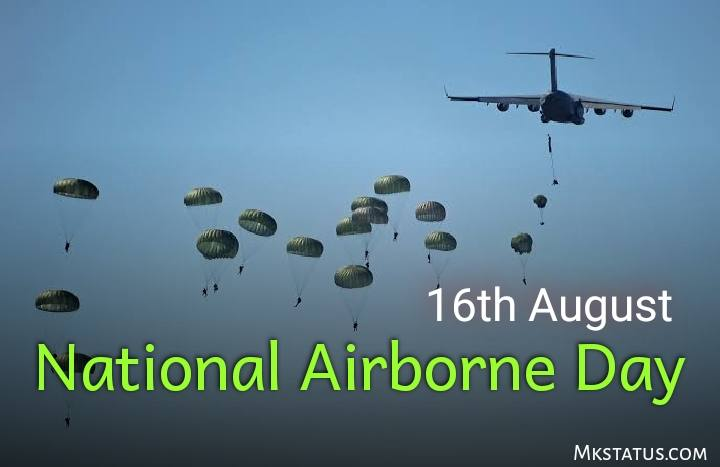 National Airborne Day 2020 wishes images