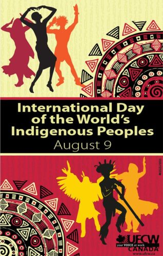 International Day of the World's Indigenous Peoples 2020