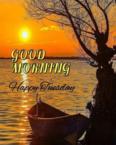 Happy Tuesday Good Morning images for status