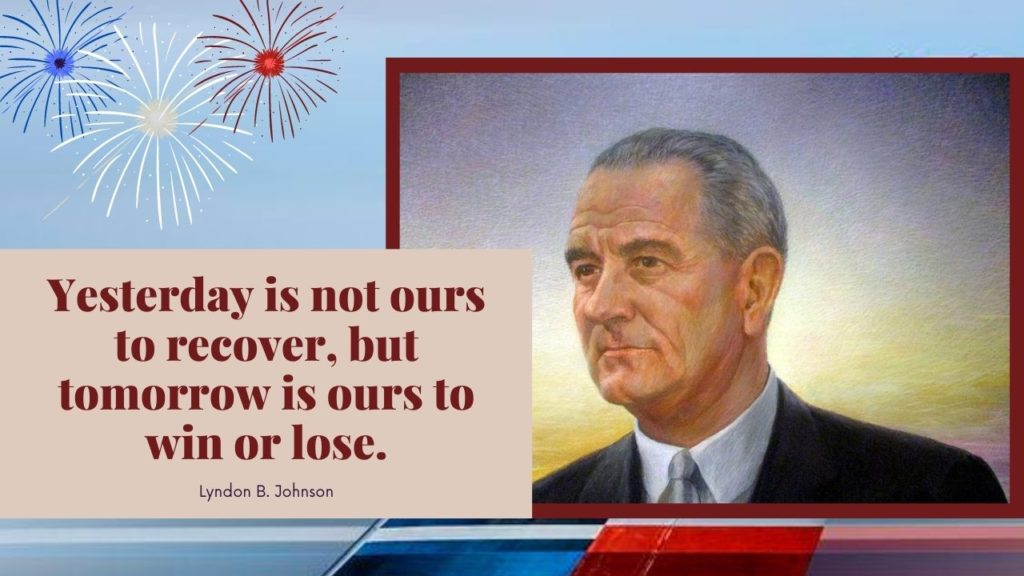 Lyndon B. Johnson Quotes