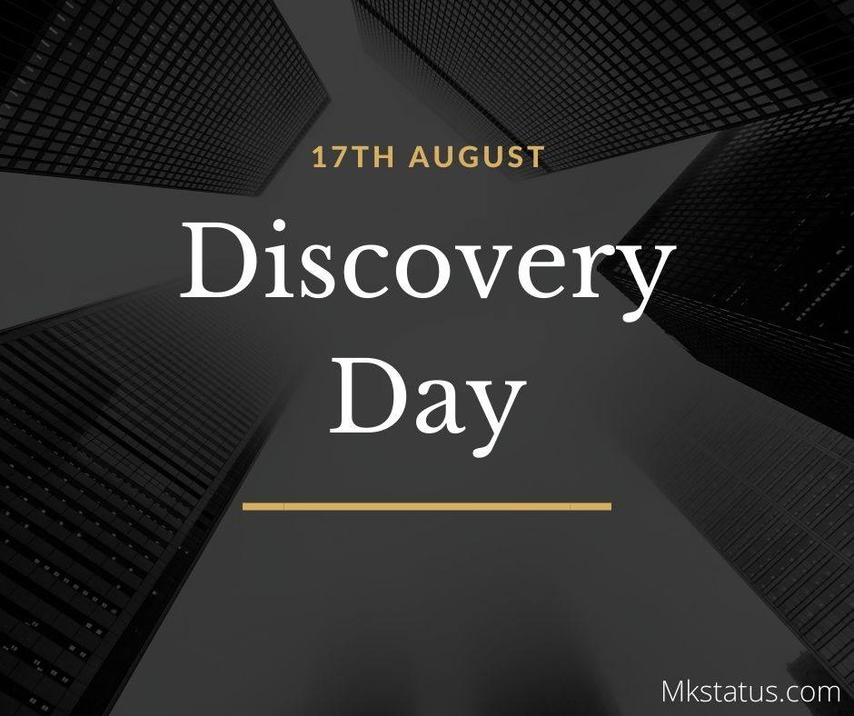 Discovery Day 2020 wishes images