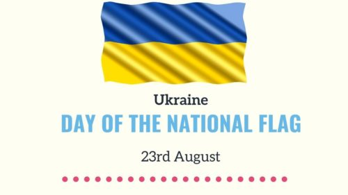 Day of the National Flag (Ukraine) | 23 August