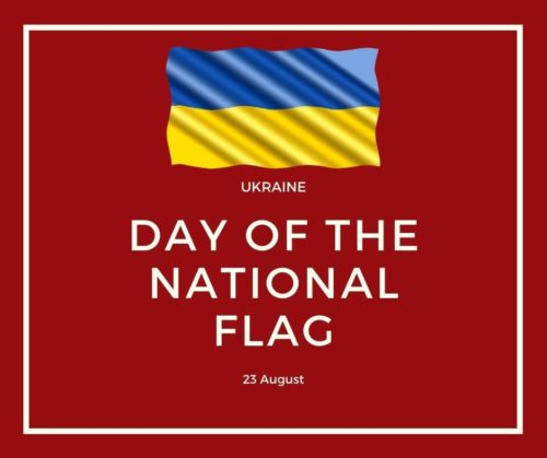 Day of the National Flag Ukraine images