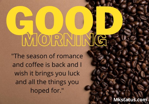 Rainy Good Morning Coffee Messages images
