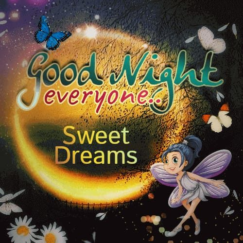 Good Night Sweet Dreams wishes messages images