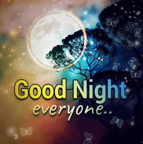 Latest Good Night Sweet Dreams wishes images