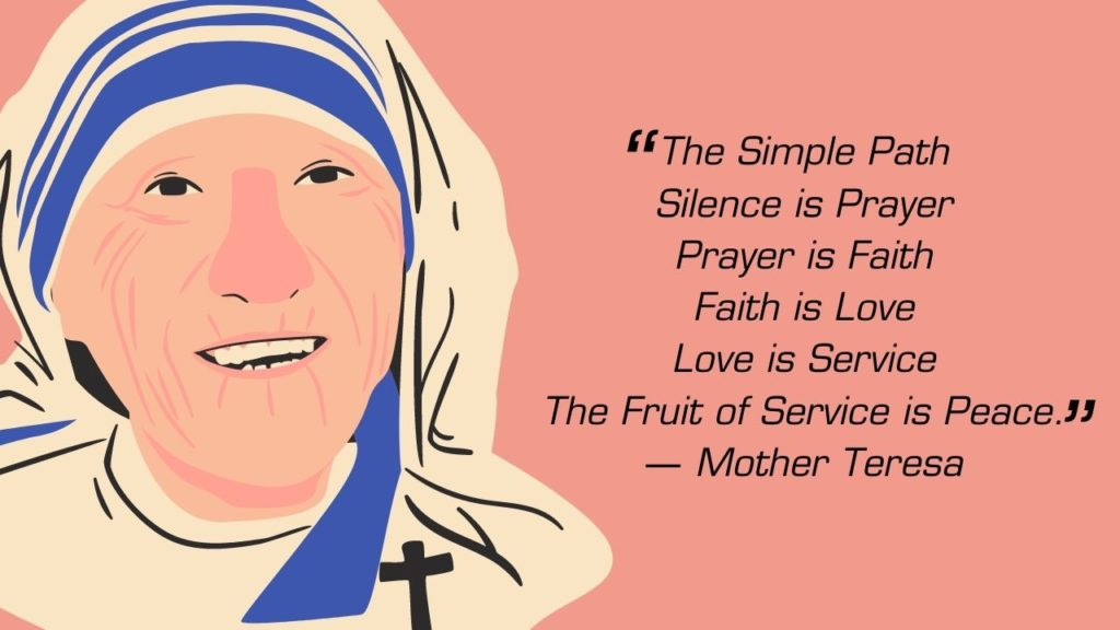 Mother Teresa Quotes HD Images