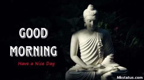 Download Gautama Buddha good morning images