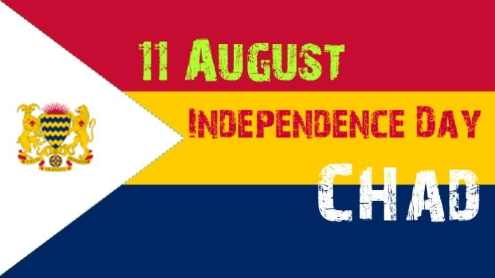 Happy Independence Day CHAD wishes Images | 11 August