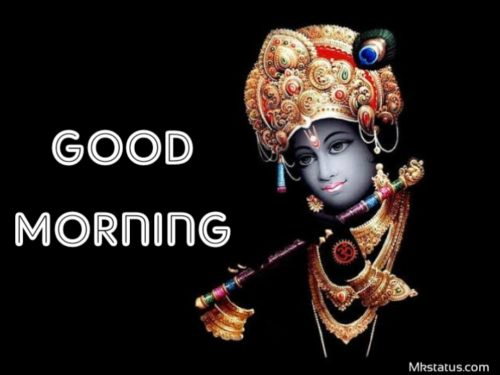 Good Morning Krishna