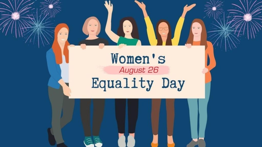 Women's Equality Day Wishes