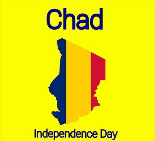 Happy Independence Day CHAD wishes Images