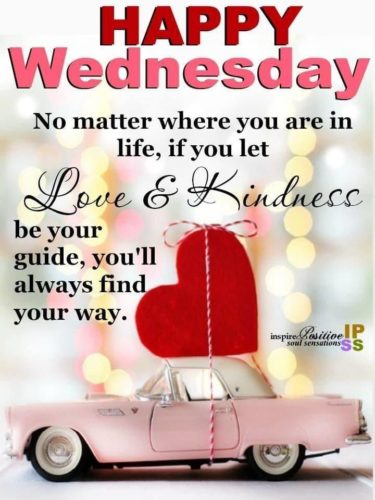 Wednesday Good Morning wishes Messages images