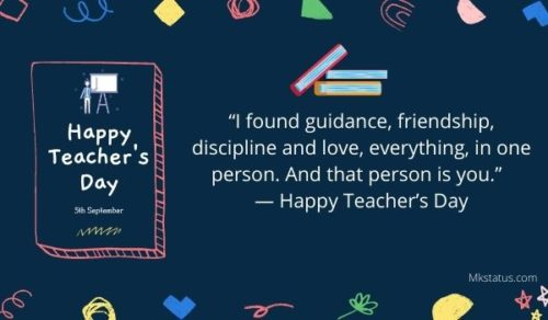 Happy Teacher's Day in India Quotes images