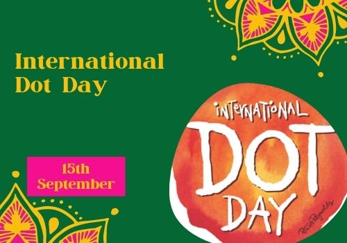 International Dot Day 2020 wishes images