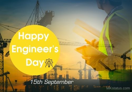 Happy Engineer's Day in India wishes images