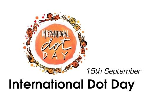 International Dot Day wishes images