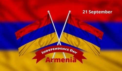 Independence Day of Armenia 2020