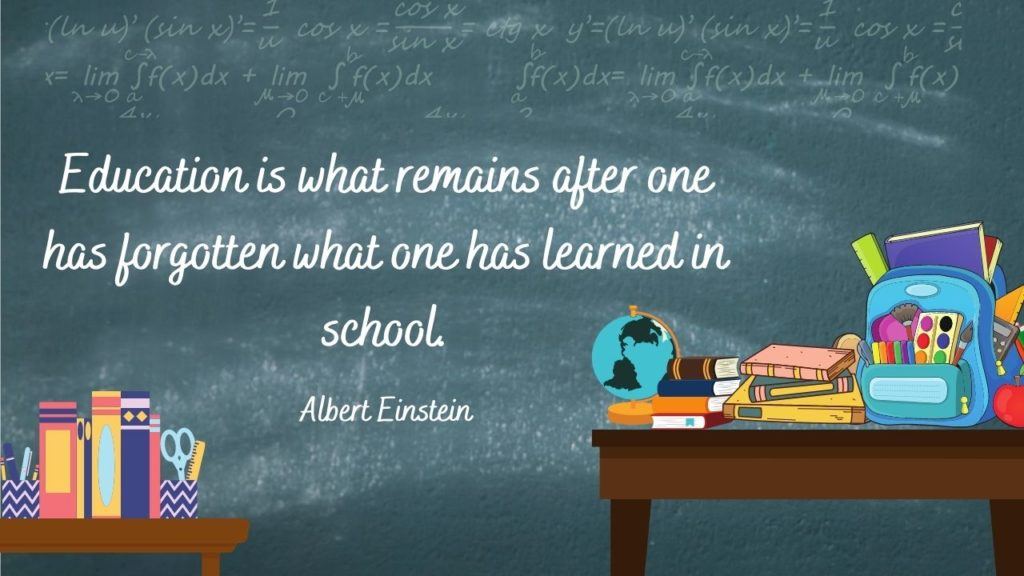 Inspirational Educational Quotes for Students HD Images