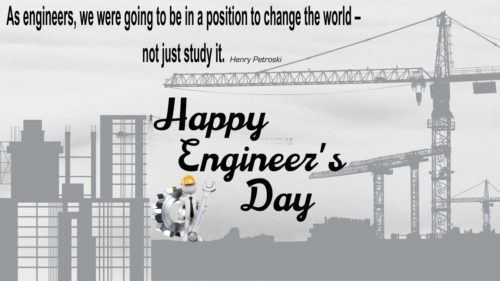Engineer's DayWishes
