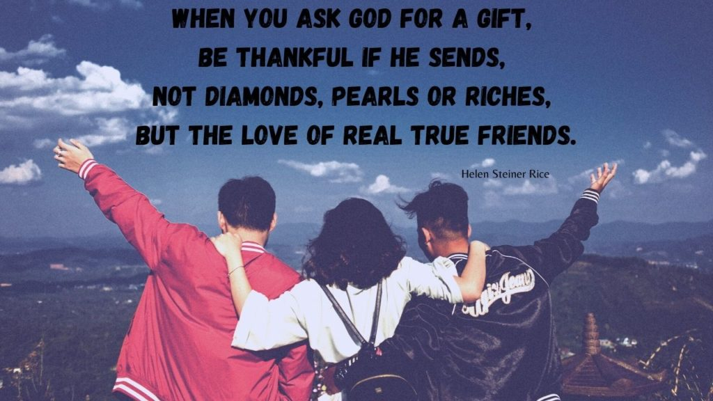 Inspirational Quotes about Friendship Status Images