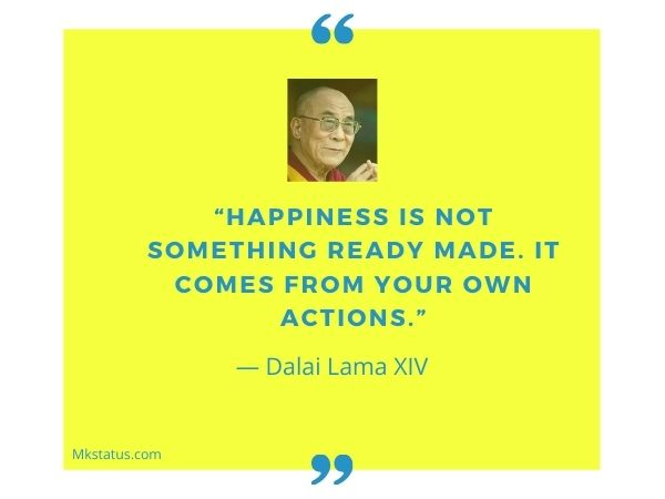 Dalai Lama Inspirational Quotes