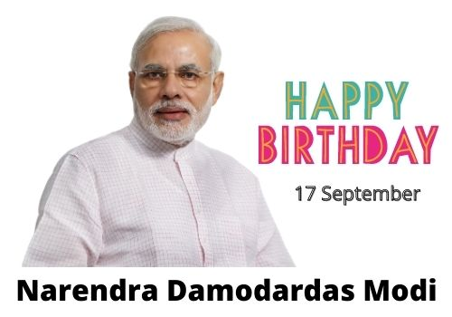 Happy Birthday Narendra Modi wishes images