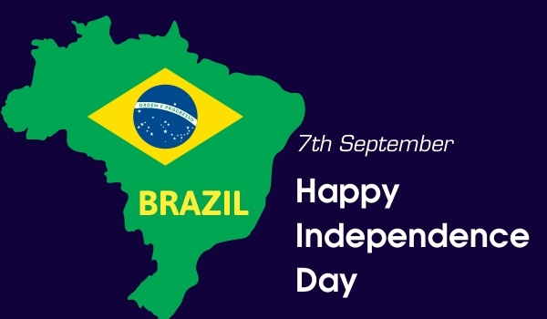 Brazil Independence Day images 7 September