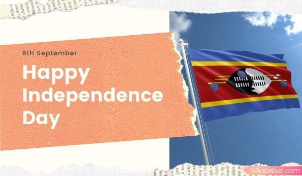 Happy Independence Day   6th September