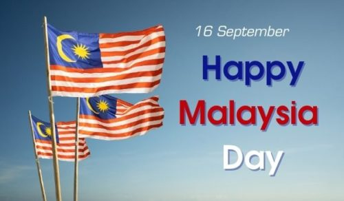 Best Happy Malaysia Day 2020 wishes images