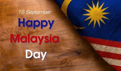 Happy Malaysia Day 2020 wishes images
