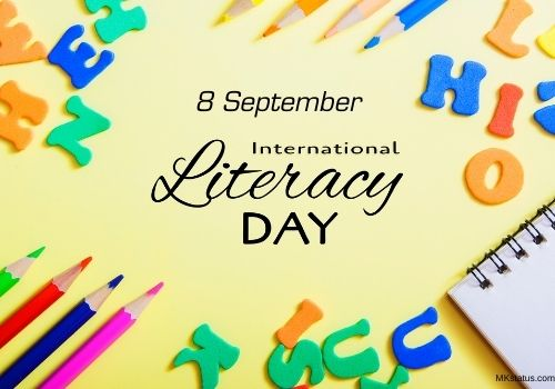 International Literacy Day images