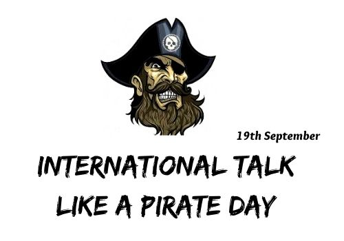 International Talk Like a Pirate Day 2020 images