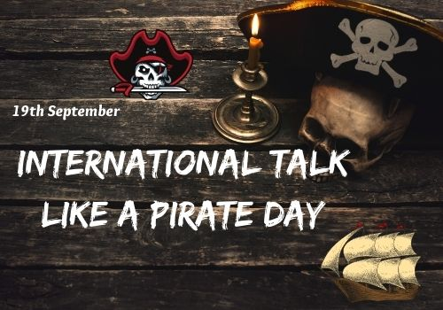 International Talk Like a Pirate Day images