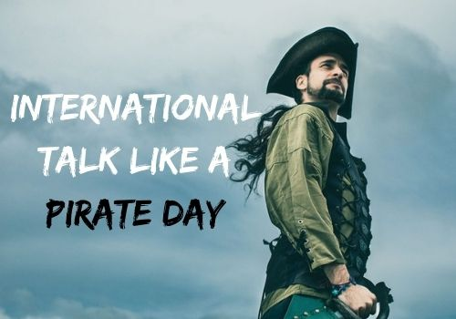 International Talk Like a Pirate Day wishes images