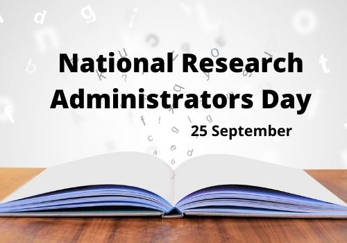 National Research Administrators Day 2020
