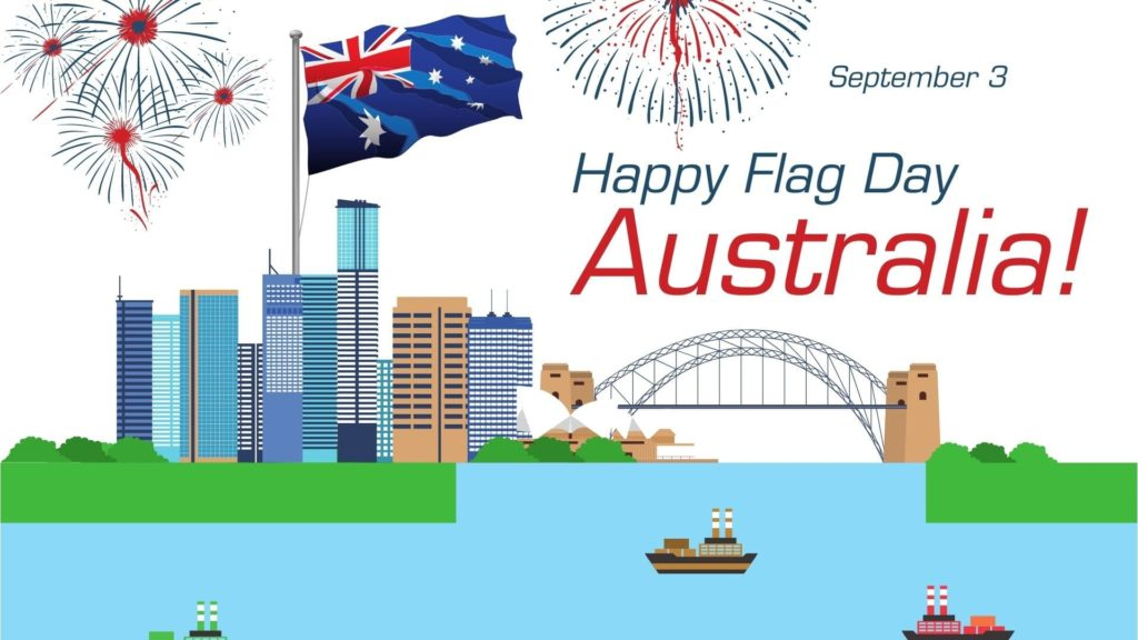 Australian Flag Day Images