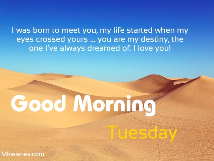 Good Morning Tuesday wishes images with quotes