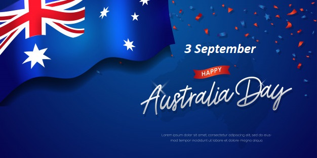 Australian National Flag day 2020 images